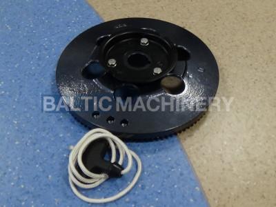 YANMAR D36 D40 Flywheel Assy with manual back up start