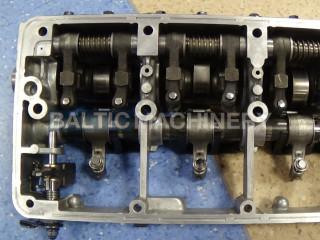 YANMAR D36 Cylinder Head Assy