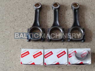 YANMAR D27 Connecting Rod Assy Set