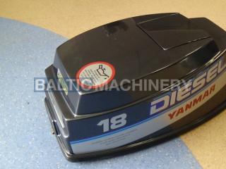 YANMAR D18 Top Cowling