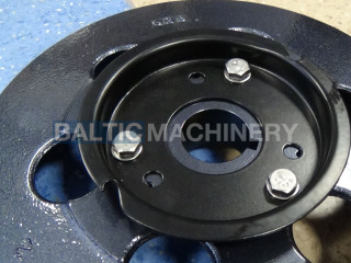 YANMAR D36 D40 Flywheel Assy with manual back up start
