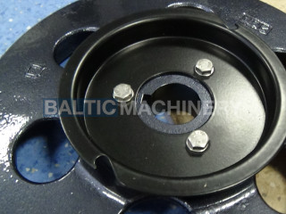 YANMAR D27 D18 Flywheel Assy with manual back up start