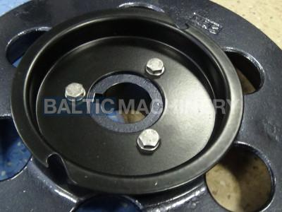 YANMAR D27 D18 Flywheel Assy with manual back up start