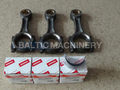 YANMAR D36 Connecting Rod Assy Set
